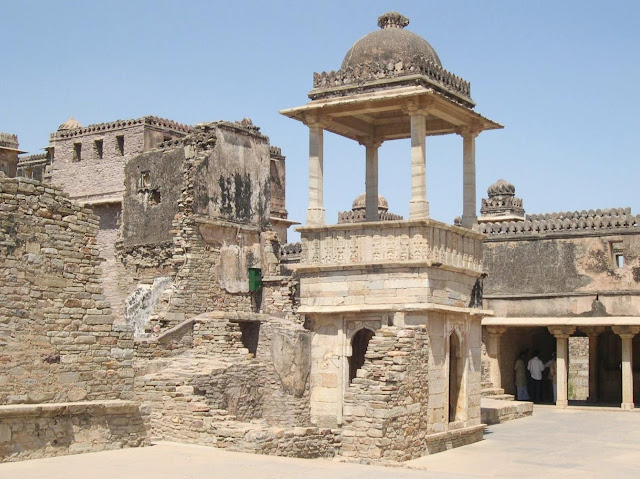 travel guide to chittorgarh fort in rajasthan travluxe