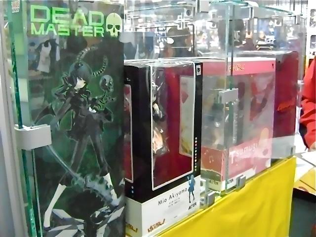 Expo Tnt Stands : El rey de otaku hoy hemos comenzado expo tnt gt en