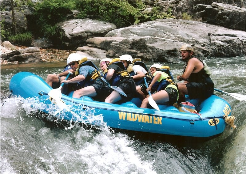 Lehigh River Whitewater Rafting in the Poconos