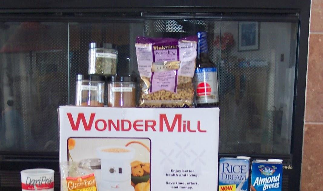 Gluten Free Heaven Gluten Free Food Storage
