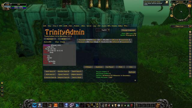 TrinityAdmin