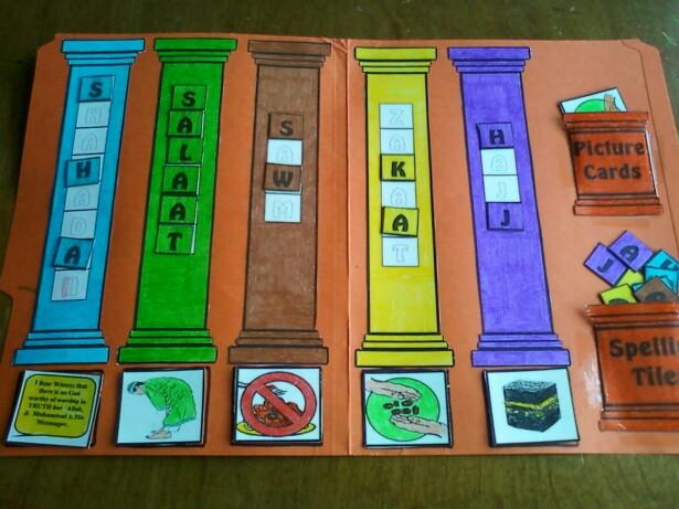 5 pillars of islam game