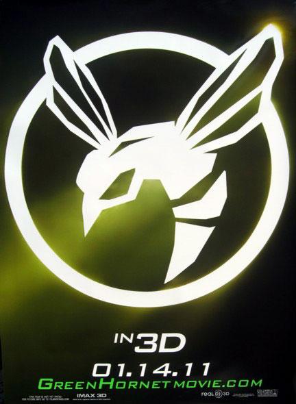 The Green Hornet : Teaser Trailer