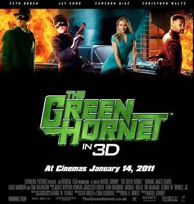 Besouro Verde Filme