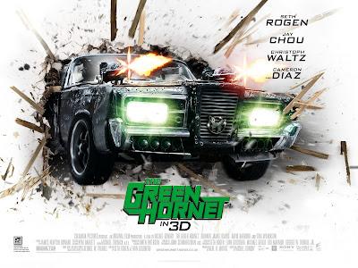 Green Hornet Movie