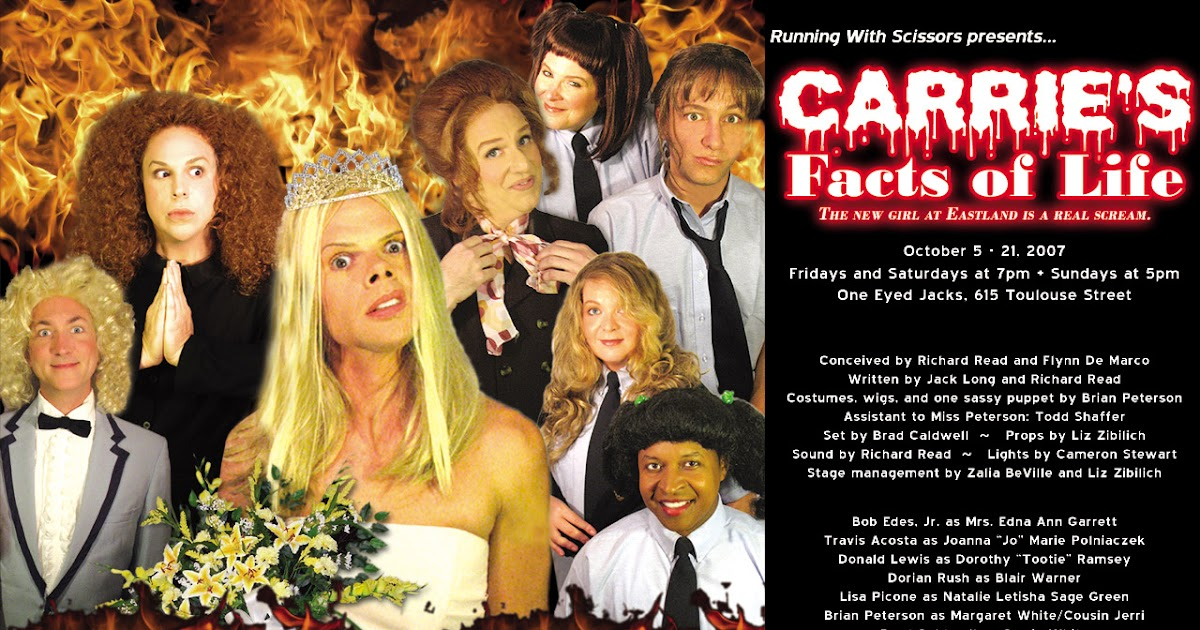 Carrie    A Fan's Site: Carrie's Facts of Life