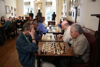 Jim West On Chess: Guido van der Werve at Marshall CC