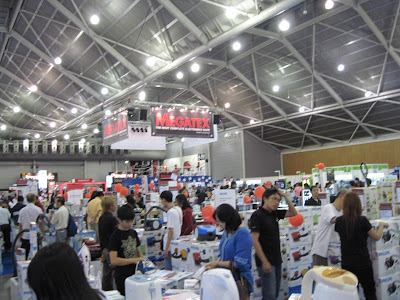 Megatex and Times Book Fair at Expo | SINGAPORE SHORT STORIES