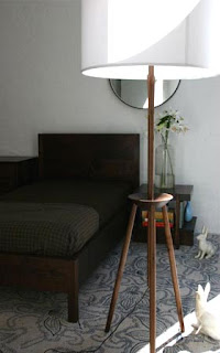 Strathmore Living Tripod Floor Lamps