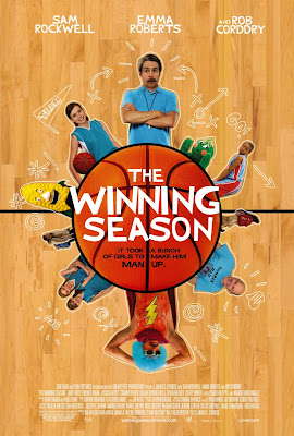 The Winning Season Cartaz do filme