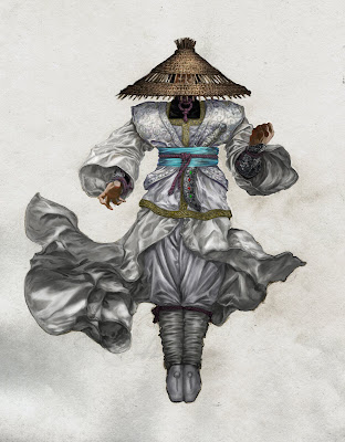 Proposed Raiden - vincentproceart.blogspot.com