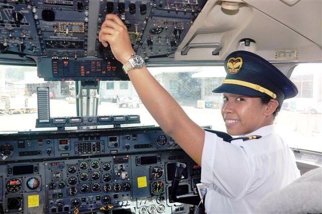 Malum Nalu: Top marks for Air Niugini woman pilot