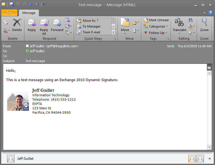 outlook 2010 signature template - axinternet blog