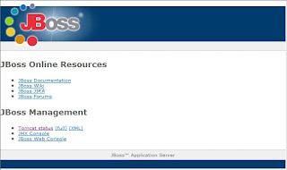 BryansGeekSpeak: Teamworks 6 2 1 - Changing the default jboss home page