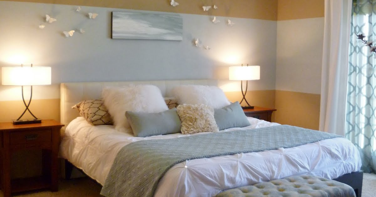 Interior Design Minnesota: Ivory Butterfly suite