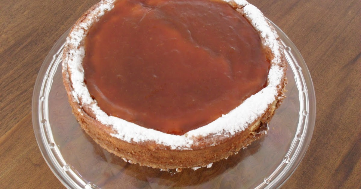 Domestic Goddess Butter Cake