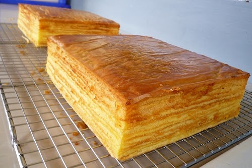 Batik Layer Cakes