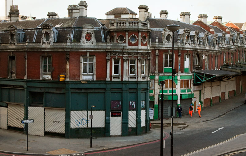Restaurants Near Smithfield Market London