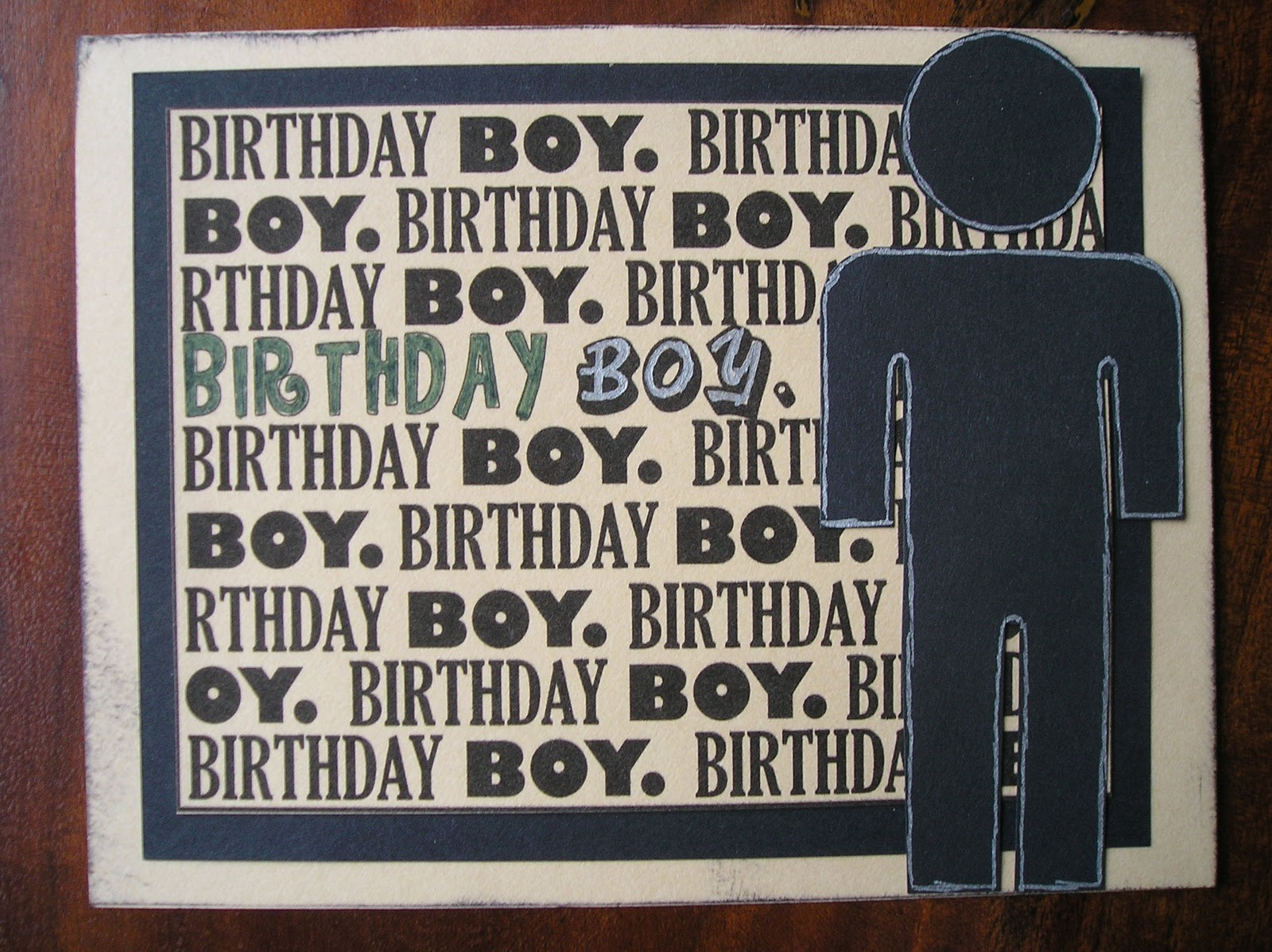 Masculine Birthday Backgrounds | www.imgkid.com - The ...