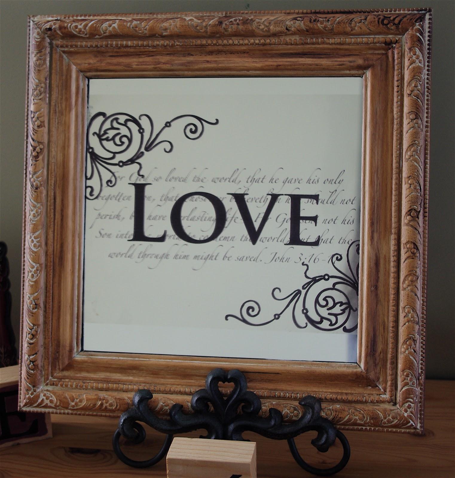 "Creative ""Try""als: Valentine Decor"