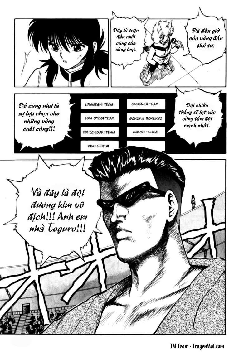Hành trình của Uduchi chap 061: tiến tới vòng tứ kết trang 13