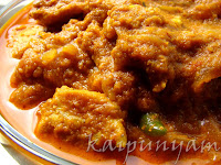 Maggi Chicken Cube Curry
