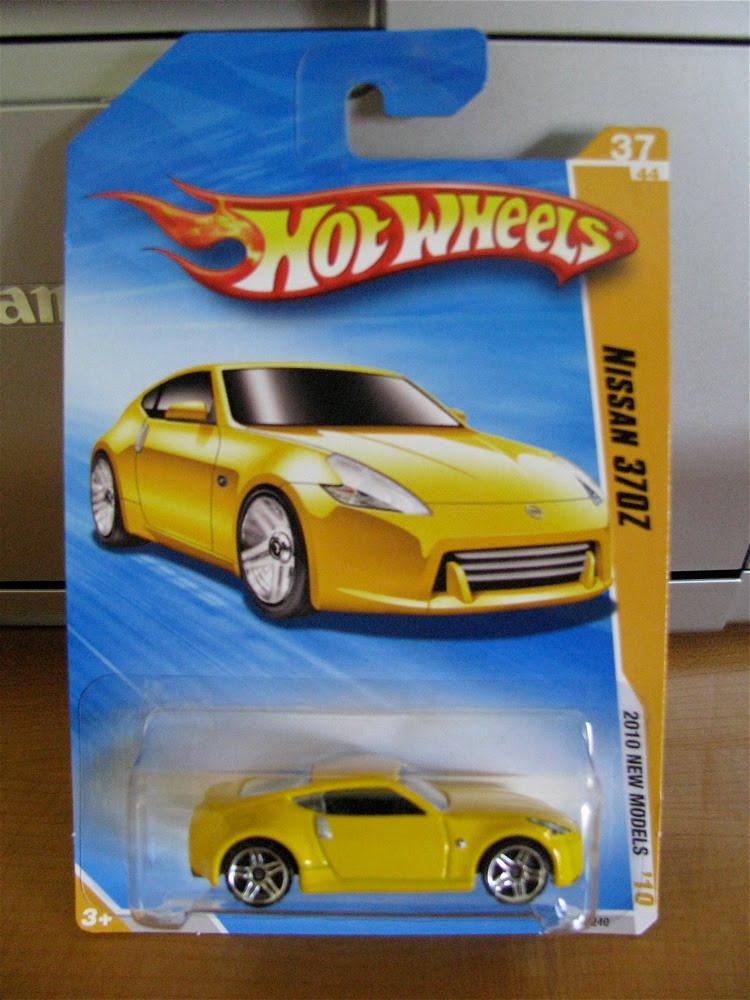 Nismo Stuff Hot Wheels 2010 Nissan 370z
