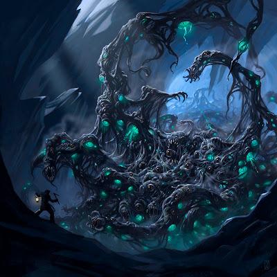 NISMO Stuff: Cool H P  Lovecraft Art