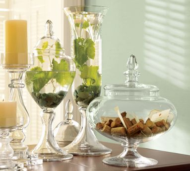 Haus Design Apothecary Jars