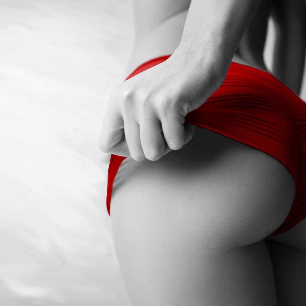 Red Panties Ipad