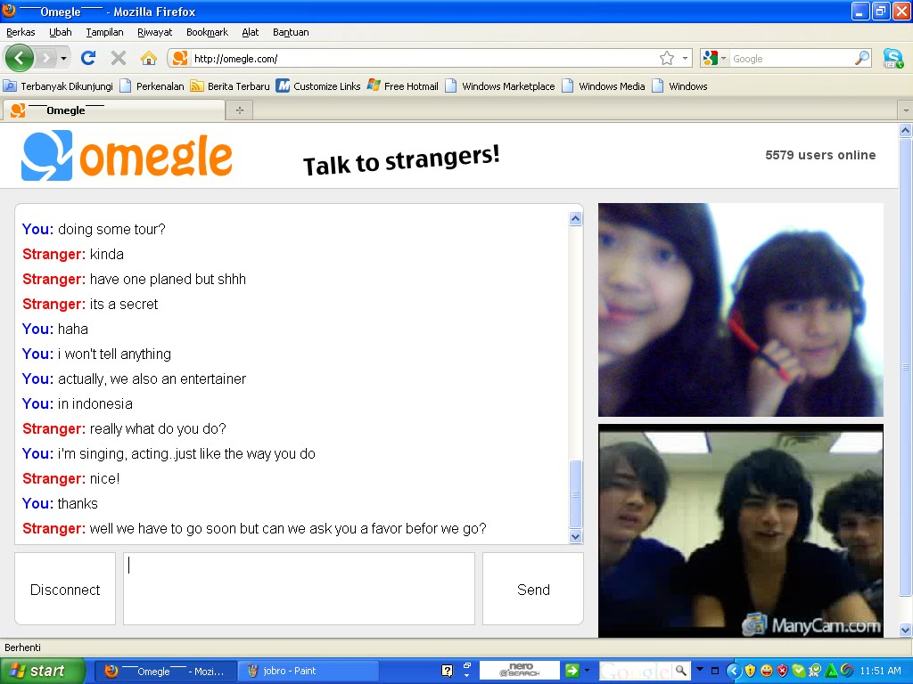 Omegle colm