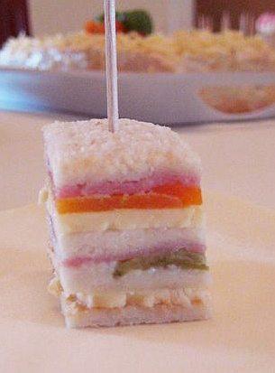 Prensadinho Sanduíche Culinária Receitas Mauro Rebelo