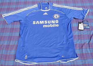 the best attitude 44106 02675 Shirts 4 Sale: New & Original- Chelsea FC jersey
