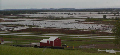 [Flooded bottoms at Squaw Creek NWR}