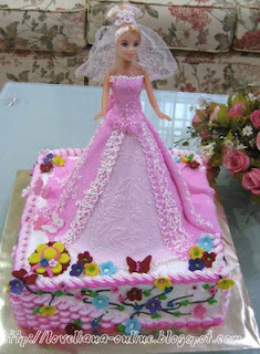 Pg Cakecraft Barbie Doll Cake Class