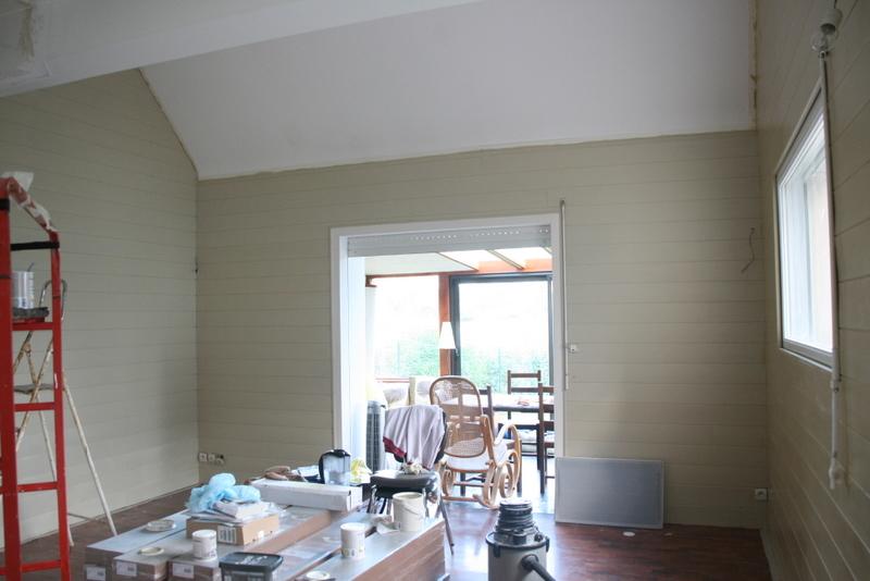 comment poser lambris mural horizontalement. Black Bedroom Furniture Sets. Home Design Ideas