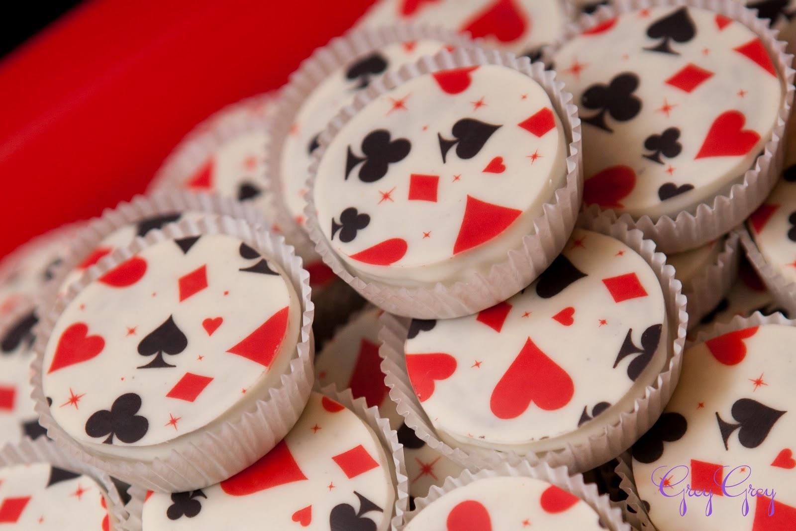 GreyGrey Designs Casino 40th Birthday Party