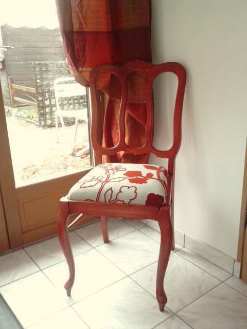 dodecor habillage de chaise. Black Bedroom Furniture Sets. Home Design Ideas