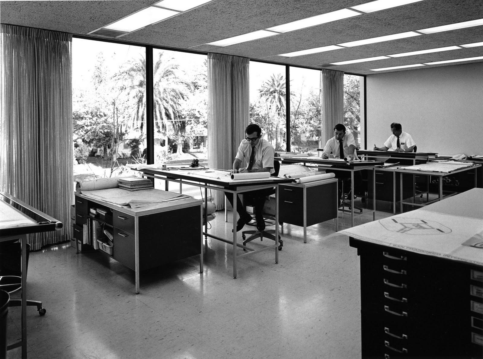 Whereuwork Evolution Of An Architectural Office