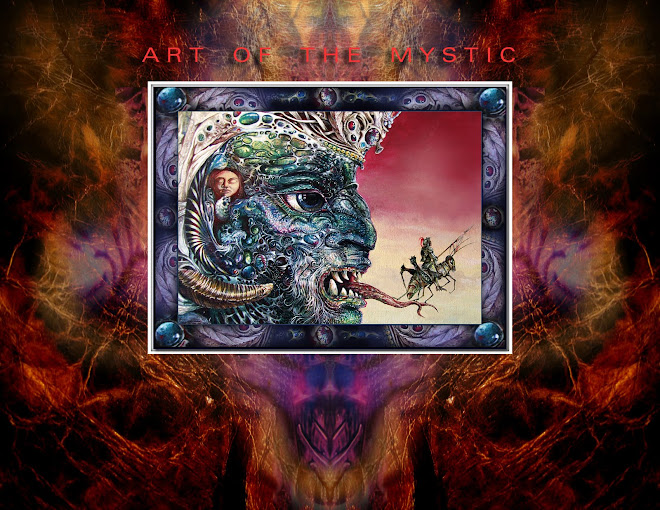Art Of The Mystic Website
