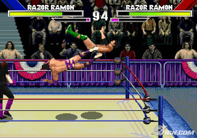 Free Download WWF WrestleMania-Reloaded