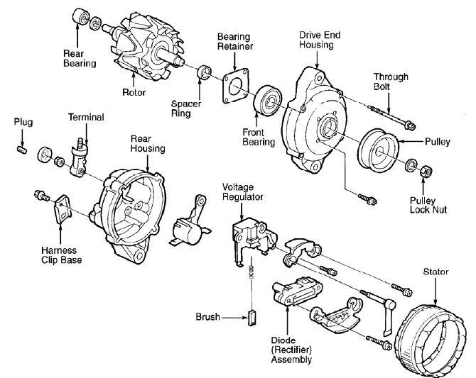 Car Radio Wiring Diagram For Mazda Millenia Mazda Millenia