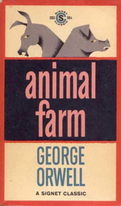 Animal Farm George Orwell Love Laughter And A Touch Of Insanity