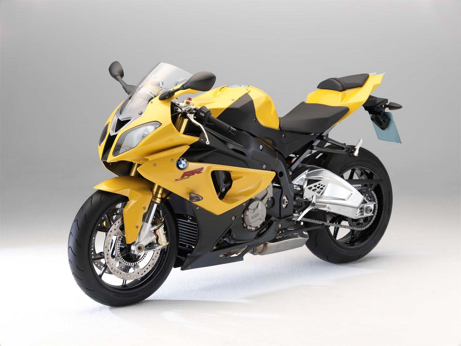 BMW Motorcycles SRR
