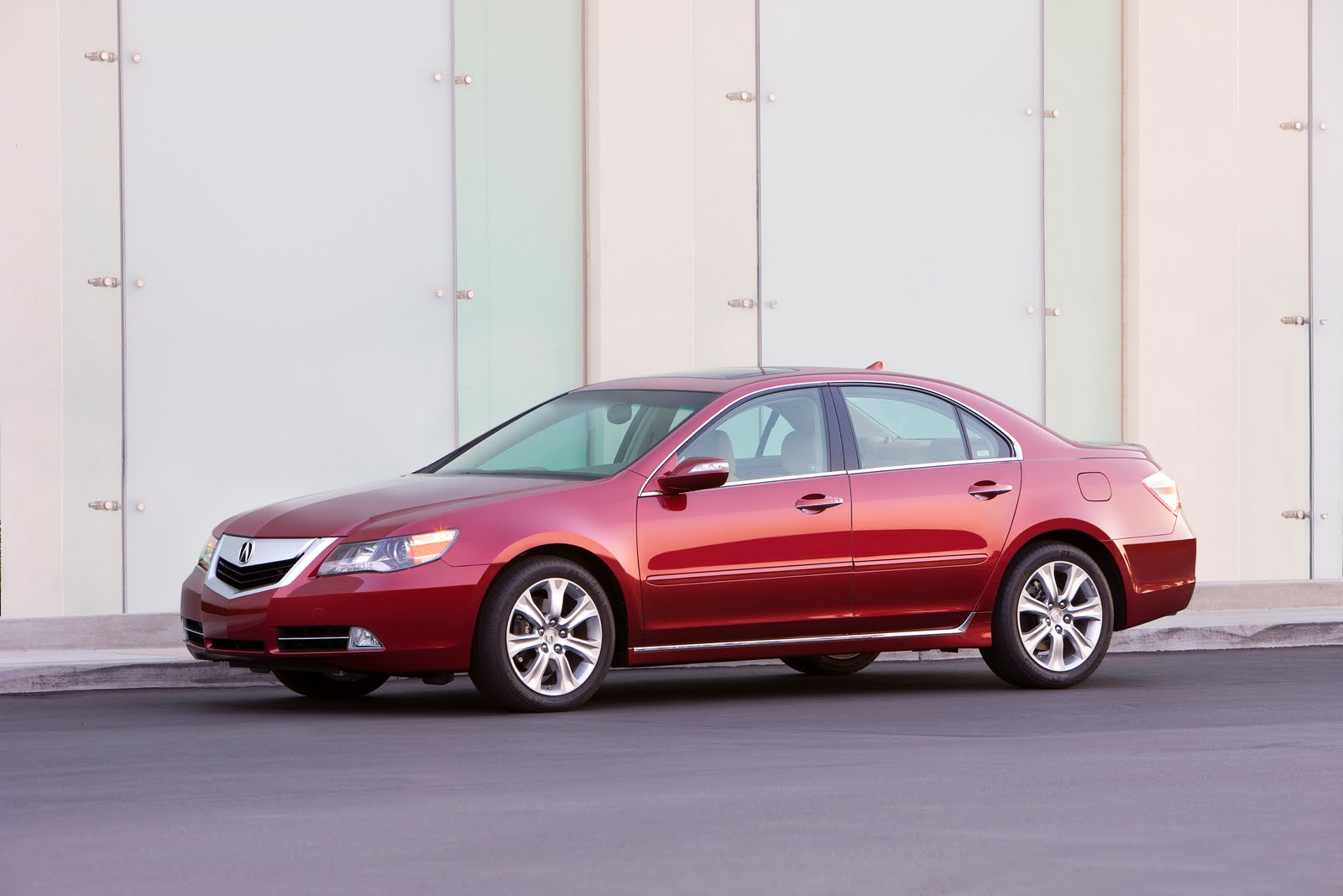 2010 Acura RL Car Gallery