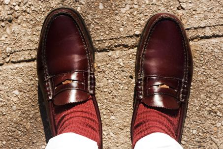 Quintessentially Men: Pick a Penny Loafer for 2011