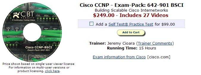 System Admin Tools: CISCO