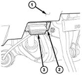 Circuit and Wiring Diagram: 2005 Dodge Ram Data Link Connector
