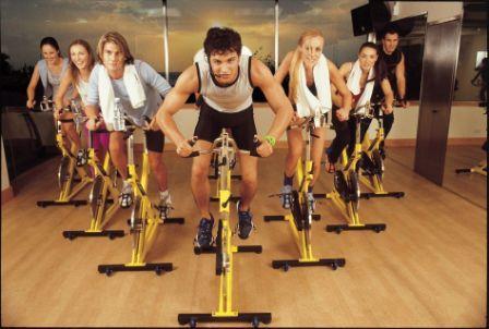 Barrett's Fitness: Cycling