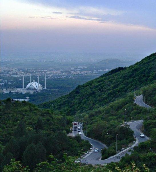 New City Islamabad: HEAVENLY BEAUTY PAKISTAN: ISLAMABAD THE CAPITAL CITY OF